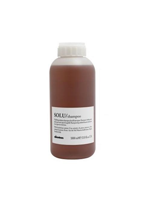 Davines Solu Shampoo 1 L Renksiz